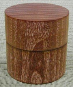 画像1: 【茶道具】 中次 本桑  *和巾点*茶器*茶入* (1)