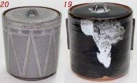 画像1: 【茶道具】 水指 12種  *お稽古用*  紙箱*